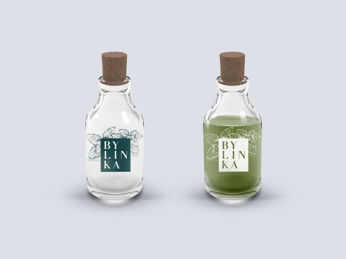 bylinka-lahev